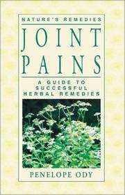 Cover of: Joint Pains
