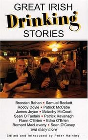 Cover of: Great Irish Drinking Stories