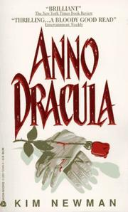 Cover of: Anno Dracula