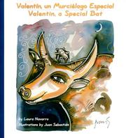 Cover of: Valentin, a Special Bat