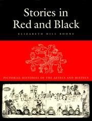 Cover of: Stories in red and black | Elizabeth Hill Boone