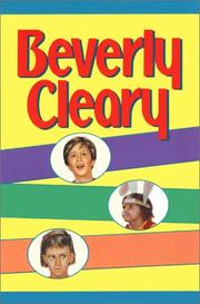 Cover of: Beverly Cleary