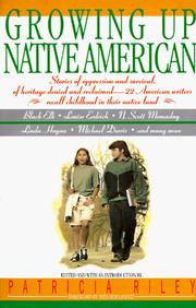 Cover of: Growing up Native American