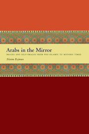 Cover of: Arabs in the Mirror | Nissim Rejwan