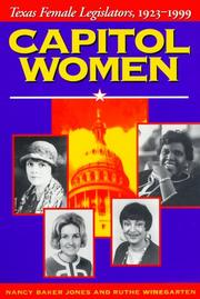 Capitol women by Nancy Baker Jones