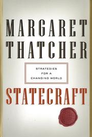 Cover of: Statecraft | Margaret Thatcher