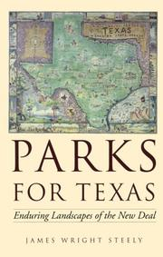 Cover of: Parks for Texas