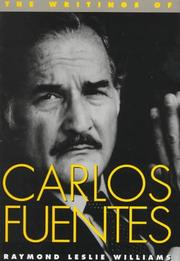 Cover of: The writings of Carlos Fuentes