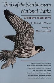 Cover of: Birds of the Northwestern National Parks