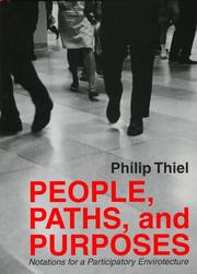 Cover of: People, paths, and purposes