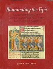 Cover of: Illuminating the Epic | Joan A. Holladay