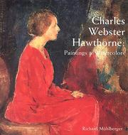 Cover of: Charles Webster Hawthorne