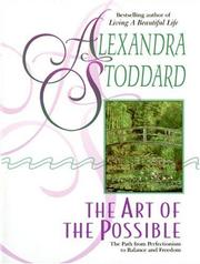 The art of the possible by Alexandra Stoddard