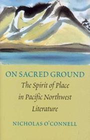 Cover of: On sacred ground | Nicholas O