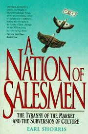 Cover of: A Nation of Salesmen