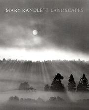 Cover of: Mary Randlett