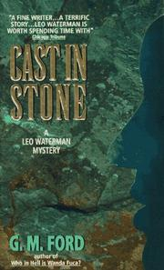 Cover of: Cast in Stone