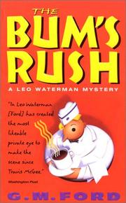 Cover of: The Bum's Rush