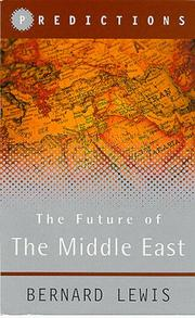 Cover of: The Future of the Middle East