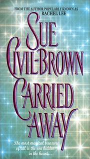 Cover of: Carried Away | Sue Civil-Brown