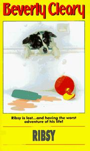 Cover of: Ribsy | Beverly Cleary