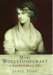 Mary Wollstonecraft by Janet M. Todd