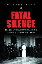 Cover of: Fatal Silence