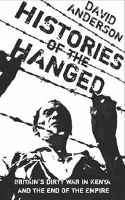 Cover of: Histories of the Hanged