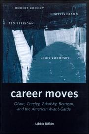 Cover of: Career moves