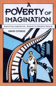Cover of: A Poverty of Imagination