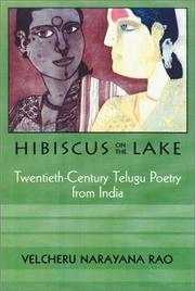Cover of: Hibiscus on the Lake | Velceru Rao Narayanaravu