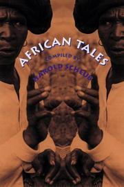 Cover of: African Tales