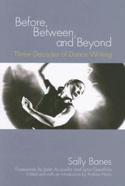 Cover of: Before, Between, and Beyond