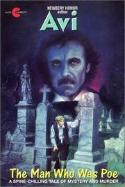 Cover of: The Man Who Was Poe