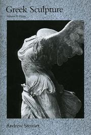 Cover of: Greek Sculpture