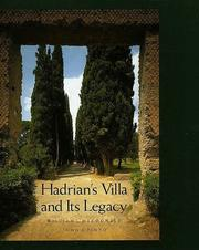 Cover of: Hadrian's villa and its legacy | William Lloyd MacDonald