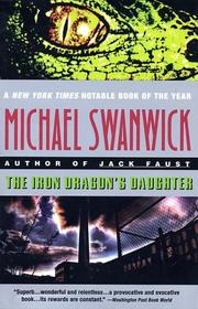 Cover of: The iron dragon's daughter