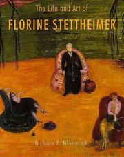 Cover of: The life and art of Florine Stettheimer