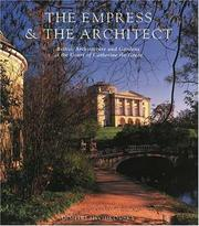 Cover of: The empress & the architect