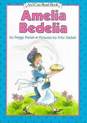 Cover of: Amelia Bedelia by Peggy Parish