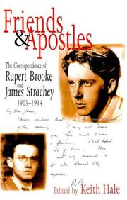 Cover of: Friends and apostles | Brooke, Rupert