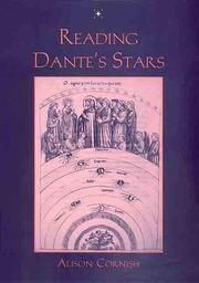 Cover of: Reading Dante's stars