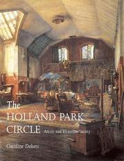 Cover of: The Holland Park circle