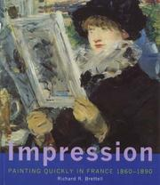 Cover of: Impression