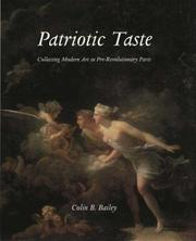 Cover of: Patriotic Taste