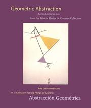 Cover of: Geometric abstraction
