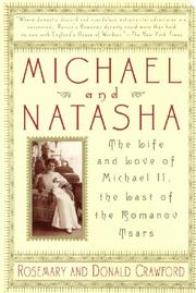 Cover of: Michael and Natasha | Rosemary A. Crawford