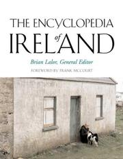 Cover of: The Encyclopedia of Ireland | Brian Lalor