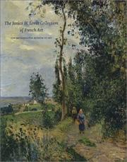 Cover of: The Janice H. Levin Collection of French Art