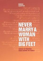 Cover of: Never Marry a Woman with Big Feet